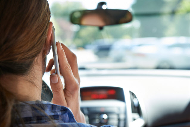 cellphone while driving